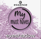 Essence Cosmetics Mono Eyeshadow My Must Haves 20 Shades Long Lasting 1,7g