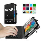 Bluetooth Keyboard Case Cover for LG G Pad X 8.0 V521 V520 / G Pad III 8.0 V525