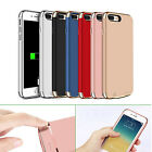Luxury External Backup Battery Case Cover Charger Power Bank For iPhone 7 Plus