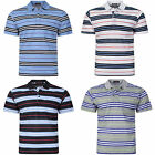 MEN'S BOYS STRIPED SHORT SLEEVE T-SHIRTS CLASSIC CASUAL POLO SHIRT GOLF SIZE NEW