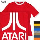 MEN'S T-SHIRT SHORT SLEEVE ATARI COMPUTER RETRO #133  -