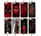 Funny Deadpool & Spiderman Style Hard Case Cover For Apple iphone 6 6S 6 PLUS