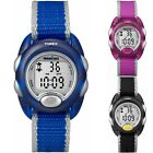 Timex Ironkids Youth Digital | Date Indiglo Timer Durable Nylon Strap Kids Watch