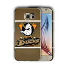 Anaheim Ducks Samsung Galaxy S4 5 6 7 8 9 10 E Edge Note 3 - 10 Plus Case 5 $17.95 USD on eBay