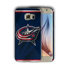 Columbus Blue Jackets Samsung Galaxy S5 6 4 7 8 9 10 E Edge Note 3 -9 Plus Case $16.95 USD on eBay