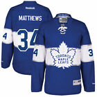 Auston MATTHEWS Toronto Maple Leafs Centennial Classic 2017 Official NHL Jersey