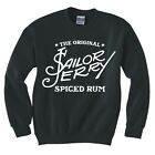 "SAILOR JERRY ""THE ORIGINAL SPICED RUM"" SWEATSHIRT NEW"