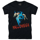 HALLOWEEN T-shirt Michael Myers,figure,vhs,dvd,blue ray disc,poster,Carpenter