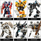 New Transformers OPTIMUS PRIME BUMBLEBEE IRONHIDE MEGATRON Figures for Kids Toy