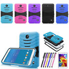 "Heavy Duty Protective Cover Case for Samsung Galaxy Tab 4 7.0"" inch SM-T230"