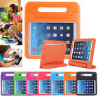Kids Shockproof Safe Eva Foam Handle Stand Case Kids Cover For Apple Ipad Tablet