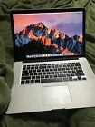 "15"" Macbook Pro (Mid-2015) 2.5Ghz i7, 16GB, 512GB, M370X"
