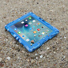 Luxury Shockproof Heavy Duty Rubber Stand Case Cover For Apple iPad 2/3/4 New