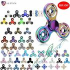 Triple Fidget Spinner Toy 3D Hand Finger Focus Toys -Stress Reliever Autism【US】
