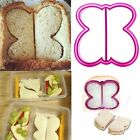 DIY Lunch Kids Sandwich Toast Cookies Cake Bread Biscuit Cutter Mold Mould ES B