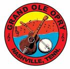 Grand Ole Opry Sticker Decal R963 Nashville