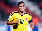 Alexander Mejia Colombia Portrait FIFA World Cup HUGE GIANT PRINT POSTER