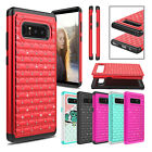 Hybrid Shockproof Hard Armor Phone Case Cover for Samsung Galaxy S8 Plus /Note 8