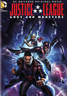 Justice League: Gods and Monsters (DVD, 2015) Brand New (Region 1 NTSC)