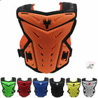 Motorcycle Vest Guard Chest Knee Pads Protection ATV Dirt Bike Body Armor S-XXXL