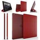 Magnetic Slim Leather Smart Cover Hard Back Case For Apple iPad Air 2