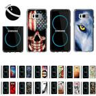 For Samsung Galaxy S8+ / S8 Plus G955 Slim Fitted Clear Flexible TPU Case