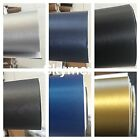 SKYMEX Brushed Metallic Vinyl Wrap Different Colour Sizes Air Bubble Free