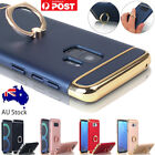 Hybrid Shockproof Case Metal Ring Holder Stand Cover For Samsung Galaxy S8 Plus+
