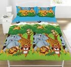 *REDUCED* Disney Character Kids BOYS Bedding Single & Double Duvet Cover Bed Set