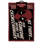 Superheros Logo Coconut Fiber Doormats Official Licensed Non-Slip Rubber Back