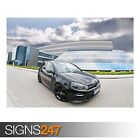 VOLKSWAGEN GOLF 6 GTI (AB664) CAR POSTER - Photo Poster Print Art A0 A1 A2 A3 A4