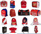 Arsenal FC Backpack Boot Bag Gym Bag Lunch Bag Holdall Golf Birthday Xmas Gift