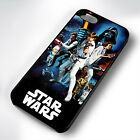 STAR WARS VINTAGE BLACK PHONE CASE COVER FITS IPHONE 4 5 6 7 (#BH) £4.95 GBP