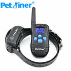 Petrainer Electric Waterproof Remote 1-2 Dogs Rechargeable Shock Training Collar