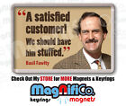 Fawlty Towers Inspired Fridge Magnet or Keyring - John Cleese Basil Fawlty Hotel