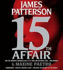 15th Affair Audio by James Patterson