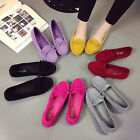 Hot New Women Ladies Slip On Flat Shoes Casual Anti Skid Shoes Loafers Pumps