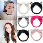 Pop Beauty Cat Ears Hairband Head Band Headdress Hair Accessories Makeup Tools