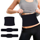 Neoprene Power Belts Thermo Shaper Cincher Trainer Waist Tummy Control Girdle US
