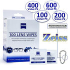 Zeiss Pre-Moistened LCD Screen Glasses Optical Lens Camera Cleaning Cloth Wipes