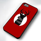 PATRONUS SPELL STAG POTTER RUBBER PHONE CASE COVER FITS IPHONE 4 5 6 7 (#BR)