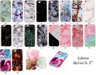 For iPhone 6/6S plus New Ultra-thin Marble Patterned Light Soft TPU Phone Case