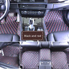 Car Floor Mats leather handmade Waterproof Mat For Ford Escape 2013-2014