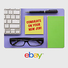 eBay Digital Gift Card - Congrats New Job -  email delivery <br/> US Only. May take 4 hours for verification to deliver.