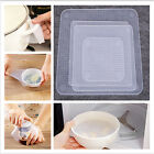 Silicone Plastic Food Membrane Kitchen Oven Sealed Cover Keeping Fresh Reusable