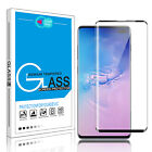 Full Cover Tempered Glass Screen Protector Curved for Samsung Galaxy S8 S8 Plus