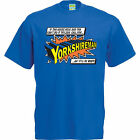 Yorkshireman T-Shirt Funny Tee Comedy Novelty Yorkshire Superman Stag Party Gift