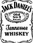 Tennessee Whiskey LOGO Decal (home & auto) U Pick Color (23 Different)