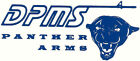 DPMS PANTHER ARMS LOGO ~ Vinyl /Decal ~ U Pick Size & Color (23 Different color)
