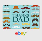 eBay Digital Gift Card - Thank You Dad -  Fast Email Delivery